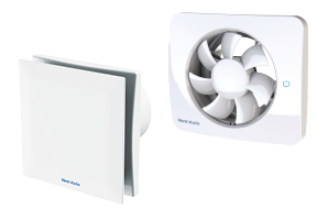 Vent-Axia products Silent Fan and Pureairsense