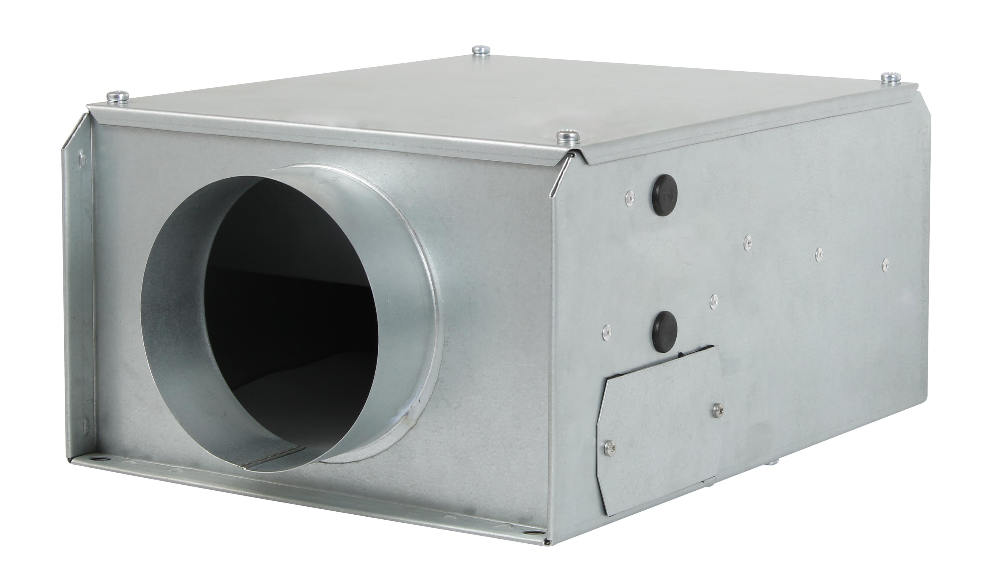 Slimpack EC Box Fan - SLP EC