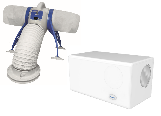Vent-Axia products Lo Carbon PureAir Home and PureAir Sense